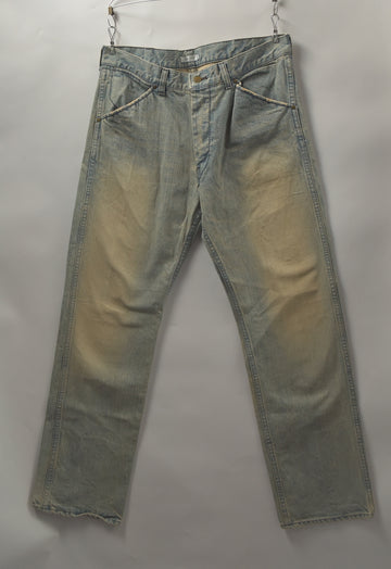 NUMBERNINE / Vintage Denim Pants / 9223 - 0928 82.524