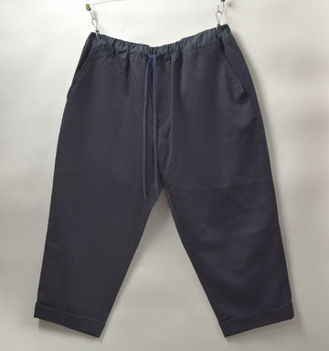 GANRYU / Easy Cropped Pants / 9241 - 0929 96.78