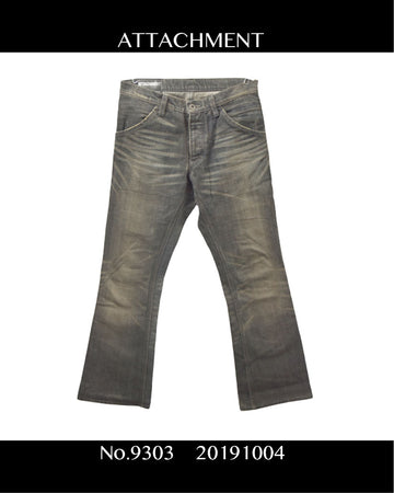 ATTACHMENT / Pants / 9303 - 1004 51.9 Size: US 31