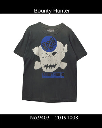 Bounty Hunter / BH Skull Logo Shirt / 9403 - 1008 35.18