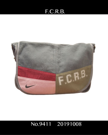 FCRB / Patchwork Shoulder Bag / 9411 - 1008 56.3