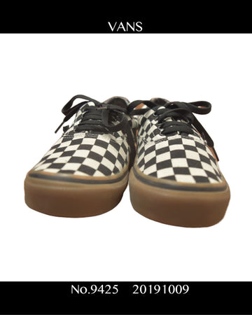 VANS / Checker Flag Sneaker / 9425 - 1009 53