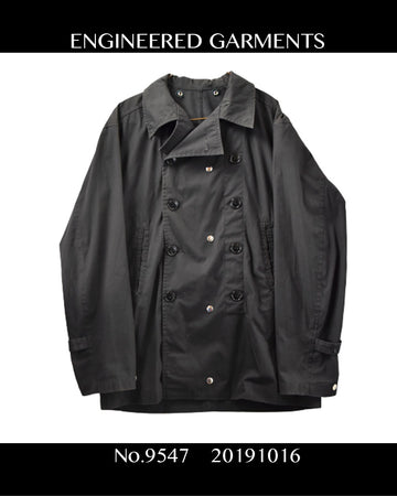 Engineered Garments / Work Coat / 9547 - 1016 97