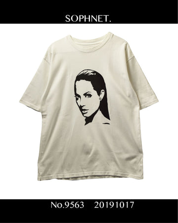 SOPHNET. / Lady T-shirt / 9563 - 1017 58.5