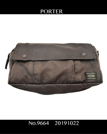 PORTER / Cotton Waist bag/ 9664 - 1022 43.1