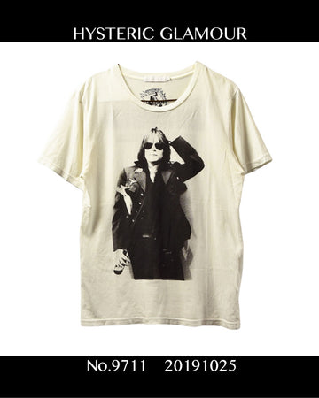 HYSTERIC GLAMOUR / Rock Star Shirt / 9711 - 1025 53