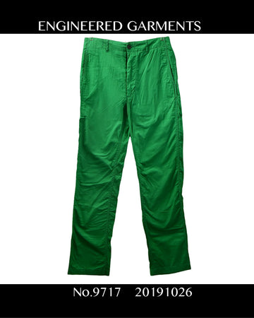 EngineeredGarments /Cotton Slacks Pants/ 9717 - 1026 56.894