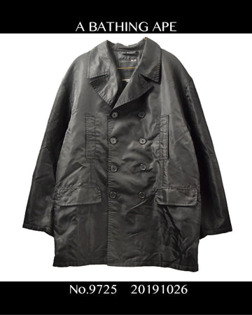 NEIGHBORHOOD / Nylon P-Coat Jacket / 9725 - 1026 63.34