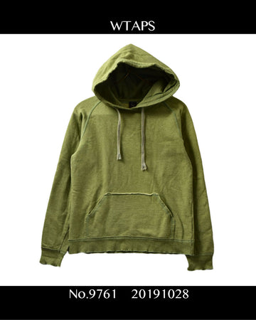 WTAPS /Hooded Sweat Shirt / 9761 - 1028 50.8