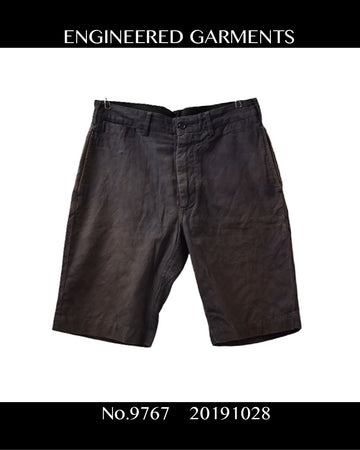 Engineered Garments /Fade Short Pants/ 9767 - 1028 46.95