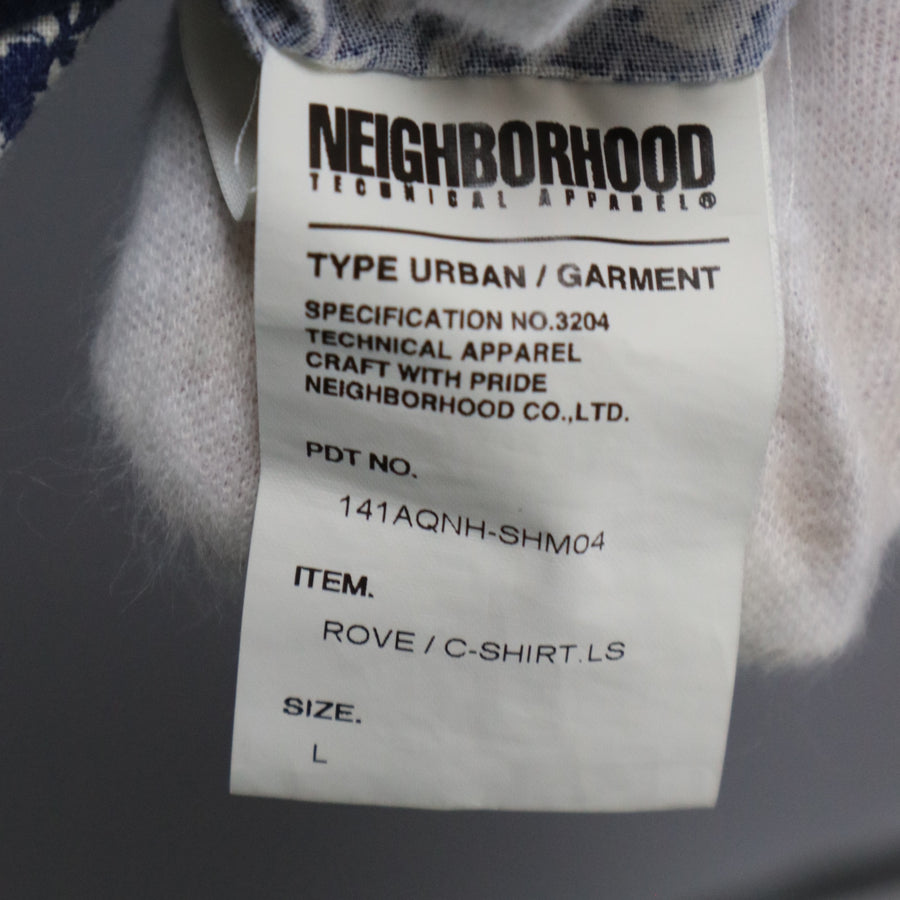 NEIGHBORHOOD / Shirt / 9813 - 1031 51.9