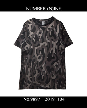 Number nine / T-shirt / 9897 - 1104 97.0