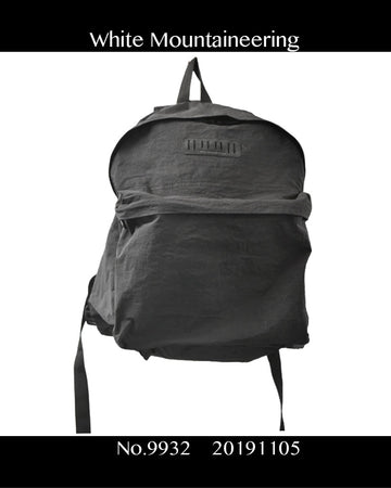 White Mountaineering / Backpack / 9932 - 1105 92.6
