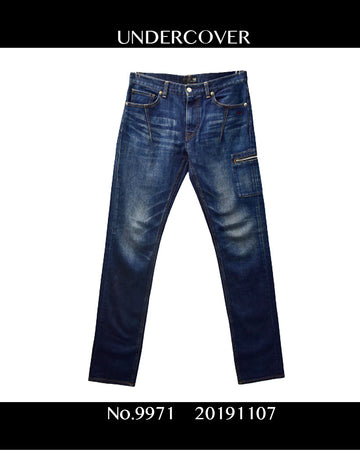 UNIQLO x UNDERCOVER / Denim Pants / 9971 - 1107 53.0