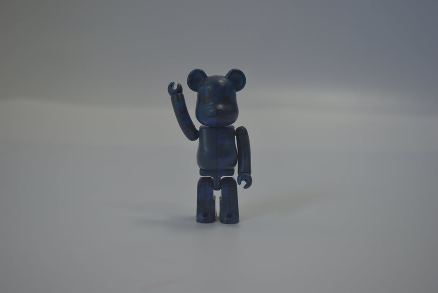 BE@RBRICK / Blue Bear / 8191 - 0703 36.5