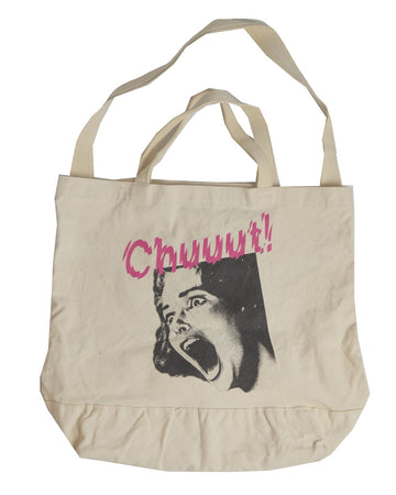 UNDERCOVER / T Graphic Tote Bag