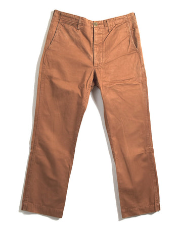 Visvim / Brown Casual Chino Pants