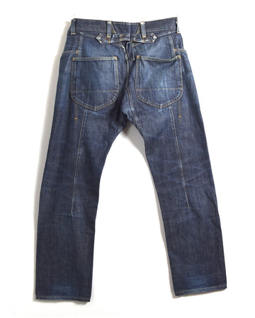 JUNYA WATANABE MAN COMME des GARCONS / Indigo Vintage Worker Denim Pants