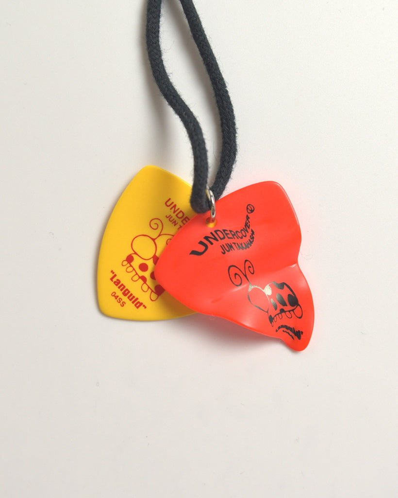 UNDERCOVER / Languld Guitar Pick Necklace