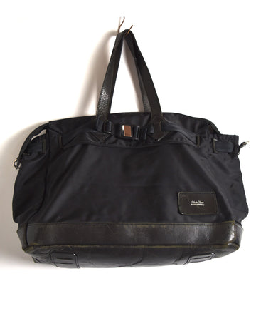 UNDERCOVER / Black Birkin Sporty Tote Bag