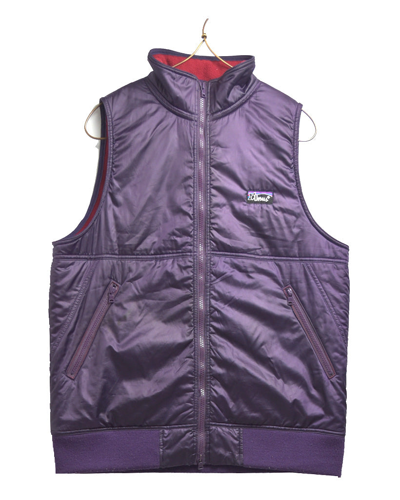 BAPE/ Purple Down Vest