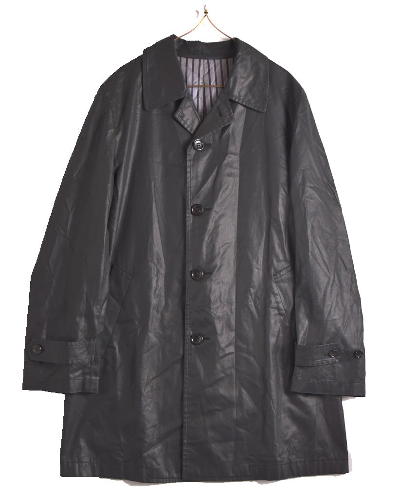 COMME des GARCONS HOMME / Black Coating Long Coat