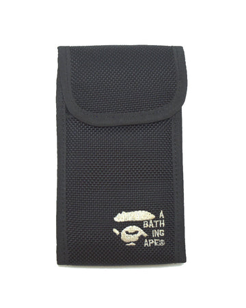 BAPE / Black Mini Pouch