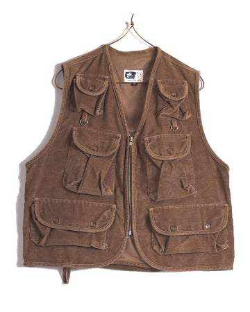 Engineered Garments / Corduroy Fishing Work Vest