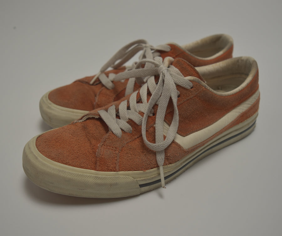 UNDERCOVER / Orange Low-cut Sneaker