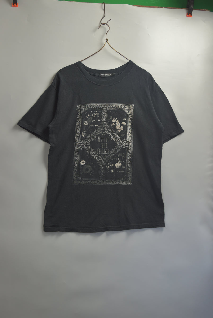 UNDERCOVER / Documentary Limited Playing cards Shirt / 8146 - 0701 53