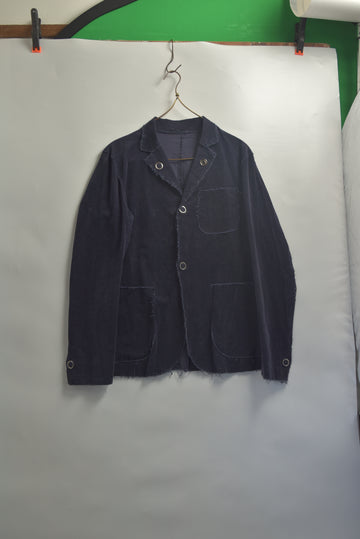 NUMBERNINE / Cutoff Tailored Jacket / 8152 - 0701 60.7