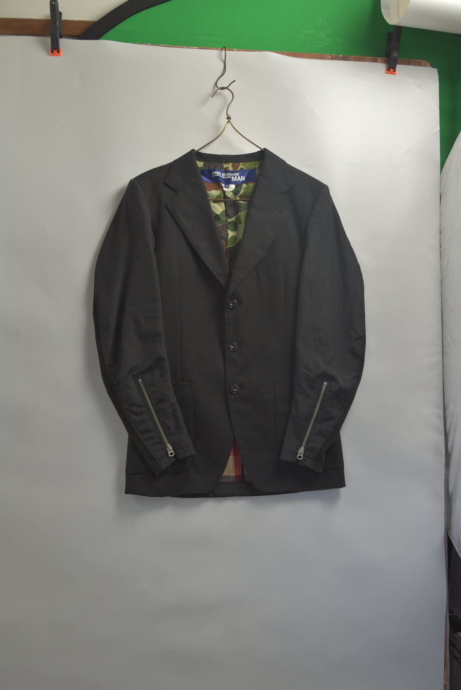 JUNYA WATANABE MAN COMME des GARCONS / Riders Tailored Jacket / 8155 - 0701 146.5