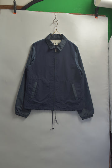 GANRYU / Hybrid Nylon Work Jacket / 8156 - 0701 113.5