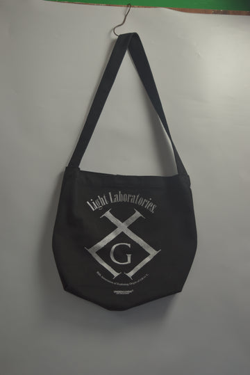 UNDERCOVER / GILA Logo Shoulder Bag / 8160 - 0701 39.8