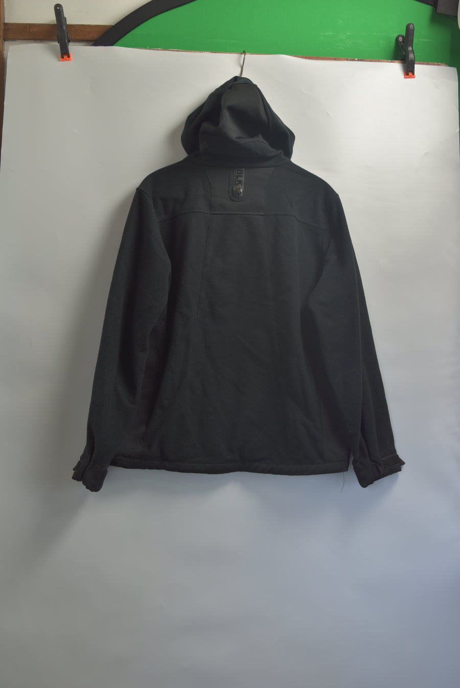 White Mountaineering / BLK Outdoor Hooded Jacket / 8169 - 0703 97