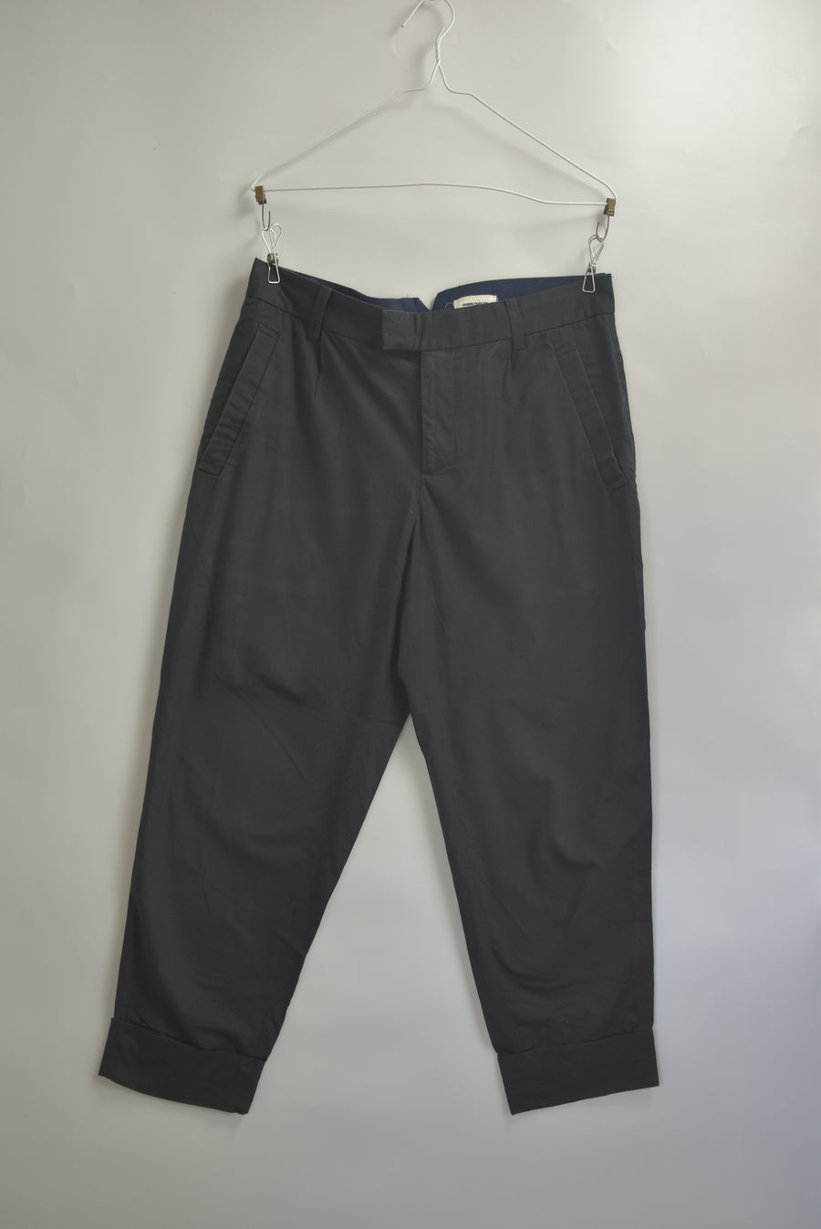 UNDERCOVER / Cropped Slacks Pants / 8179 - 0703 69.5