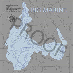 Big Marine (Washington) - horn-dog-maps