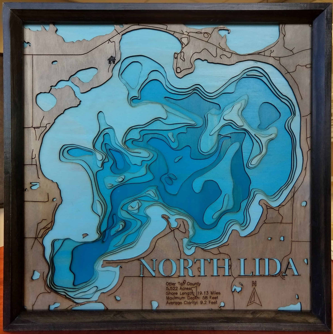 North Lida (Otter Tail) - horn-dog-maps
