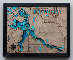 Pokegama (Itasca) - horn-dog-maps