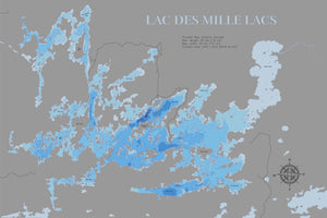 Lac Des Mille Lacs (Thunder Bay) - horn-dog-maps