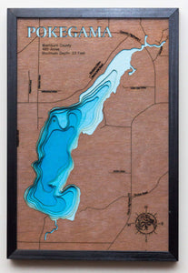 Pokegama (Washburn) - horn-dog-maps