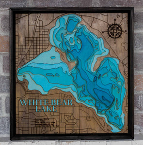 White Bear (Washington) - horn-dog-maps