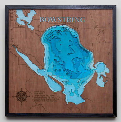 Bowstring (Itasca) - horn-dog-maps