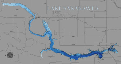 Sakakawea - horn-dog-maps