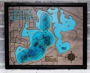 South Center (Chisago) - horn-dog-maps