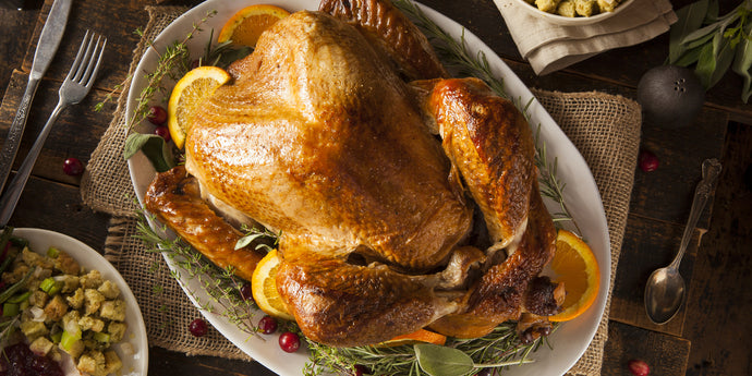 4 Reasons Why You Get Sleepy After Thanksgiving Dinner (Hint: It's Not The Turkey)
