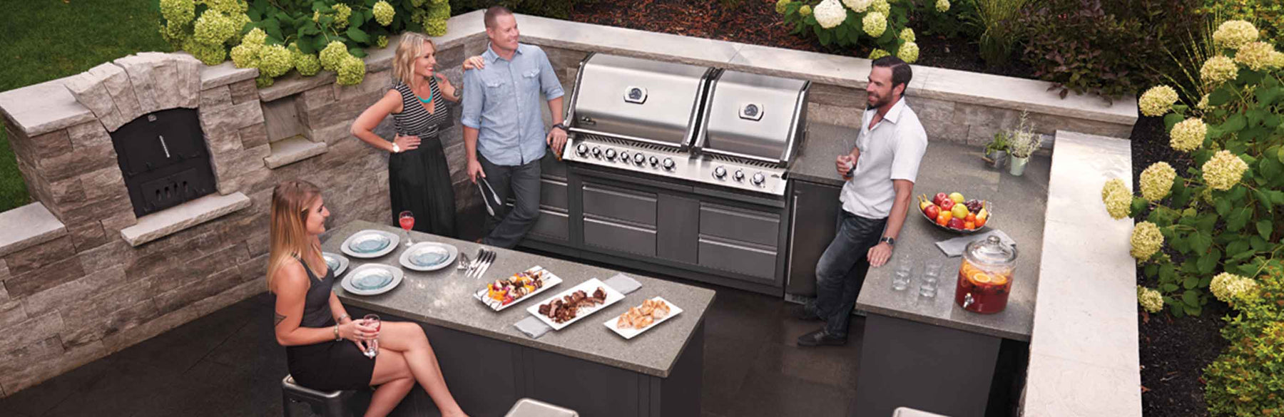 3 Reasons Why You Should Have An Outdoor Kitchen