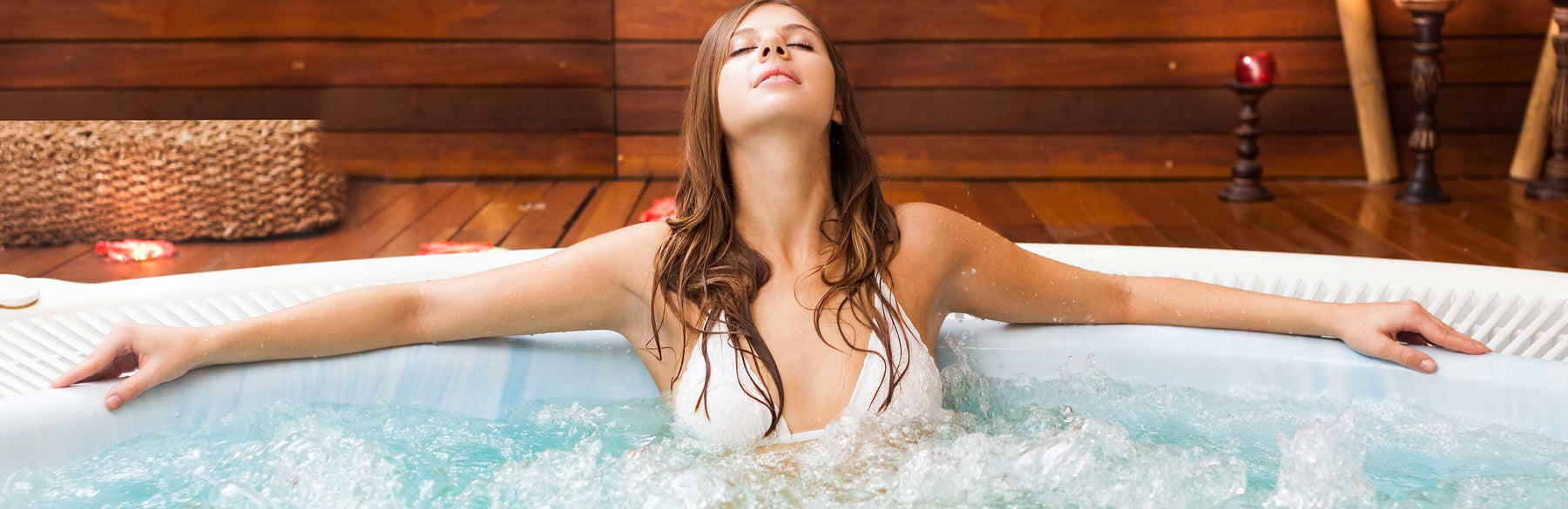 Get Fit With These 5 Effective Hot Tub Exercises
