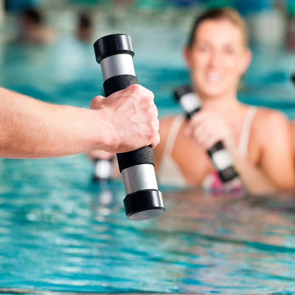 How To Exercise In A Swim Spa In 7 Easy Steps