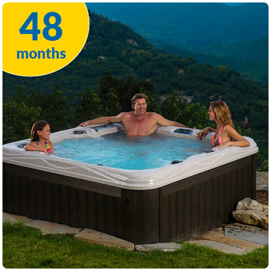 Therapy Hot Tubs by Artesian Spas